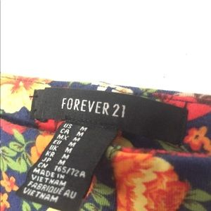 Forever 21 Shorts - NWT Forever21 floral shorts